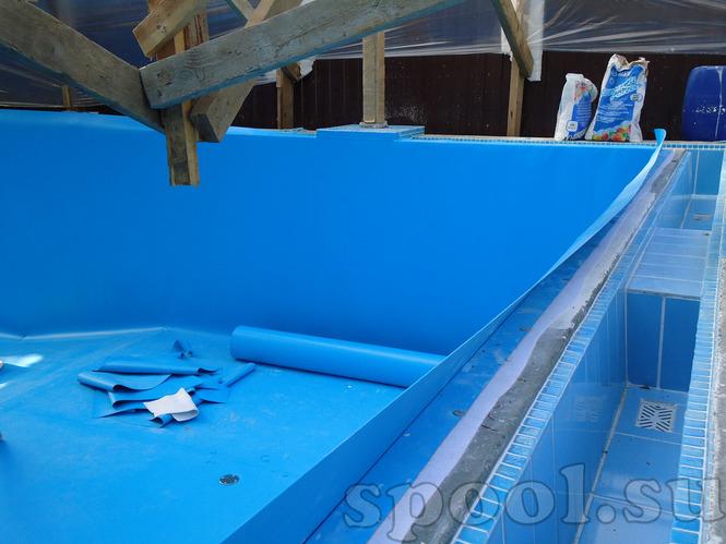 Гидроизоляция бассейнов пвх способ применения стекловолоконной шпатлевки mobihel